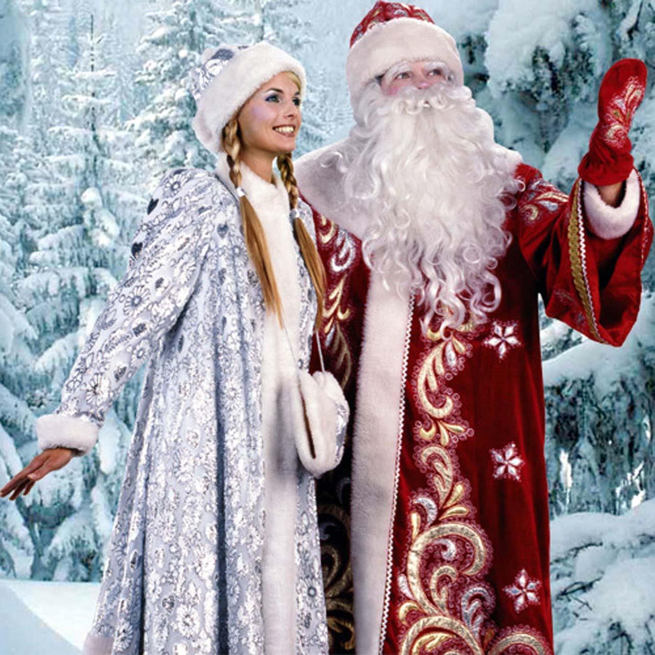 Новый год снегурочка и дед мороз