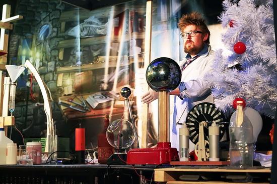 Научные шоу