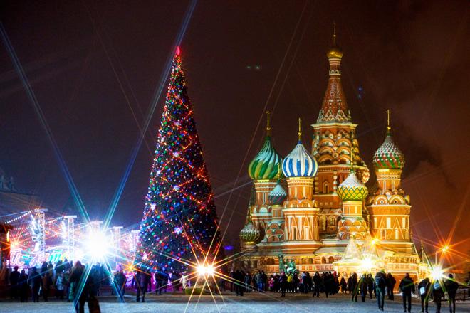 Центральная елка России