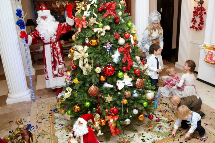 Устроим детям праздник