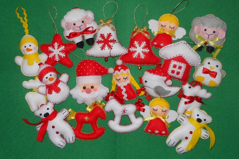 игрушки из текстиля