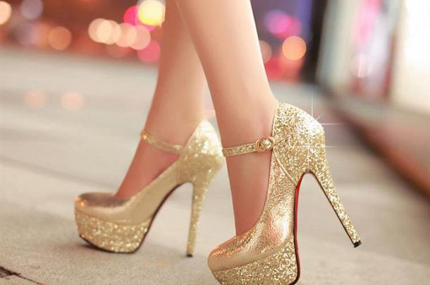 туфли на новый год 2017